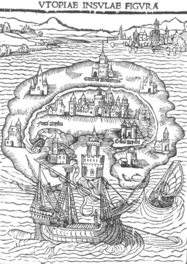 utopía y distopía en la literatura