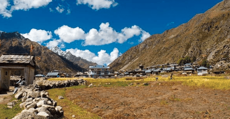 Chitkul - India's Last Village