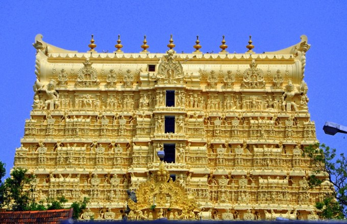 Mysteries of Indian temples