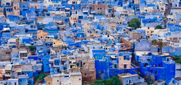 The Blue City of Jodhpur | Desert Diaries