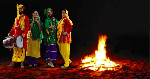 Lohri Celebration in India - The Harvest Festival of Punjab