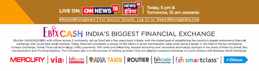 Second edition of News18 Rising India Summit on February 25 and 26