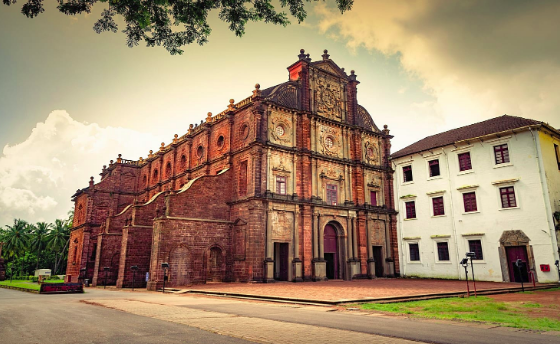 Churches to visit in Old Goa