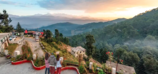 Explore the Tranquil Trails of Kausani | Surprises of North India