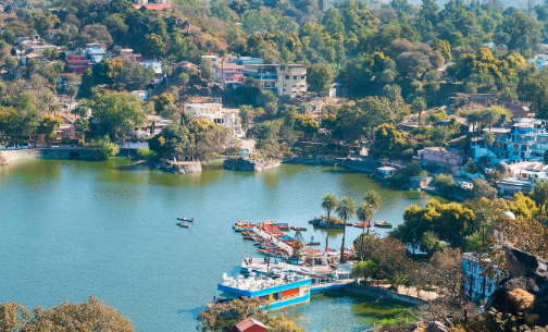 The only Hill Station in Rajasthan: Mount Abu