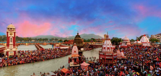 Weekend thrill to Haridwar from Delhi