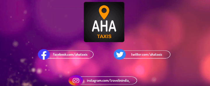 Excited to Introduce AHA Taxis Intro Video made with InVideo Intro Maker