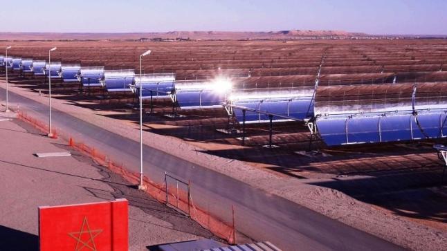 الإعلان عن تفاصيل مشروع «نور أطلس طانطان» للطاقة الشمسية
