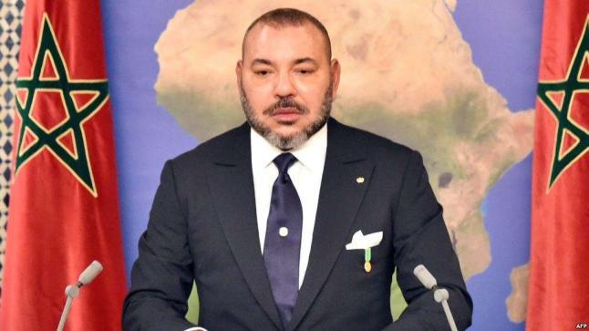 الملك محمد السادس نازع فتيل التوثر وناشر الهدنة بالغابون