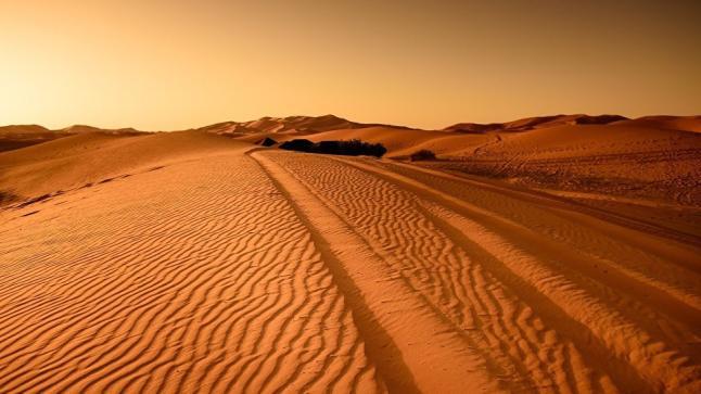 العثور على آثار حضارة مجهولة في الصحراء المغربية
