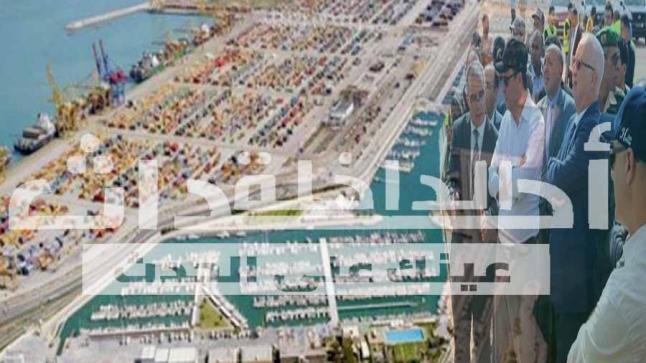 مديرية مركزية تشرف على بناء ميناء الداخلة الأطلسي سترى النور قريبا