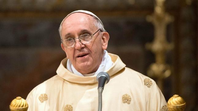 البابا فرانسيس يبتهل من أجل ازدهار المملكة المغربية