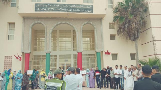 """الكتابة الجهوية للجامعة الوطنية لموظفي التعليم تصدر """"بيان"""" وتدعو لوقفة احتجاجية"""