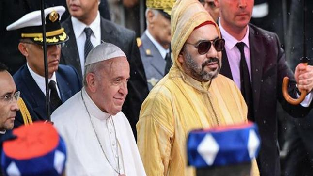 الدعوة من الرباط عاصمة السلام إلى تعزيز التعارف المتبادل ونبذ الجهل