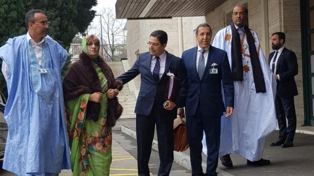 """رسميا.. وفد مغربي يطير الى جنيف للمشاركة في مائدة """"مستديرة ثانية"""""""