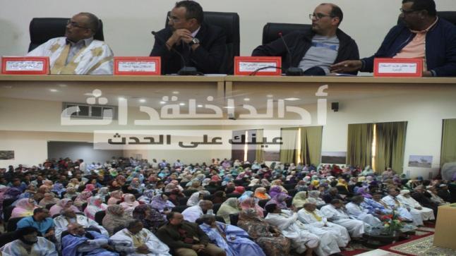 وسط حشد غفير .. الخطاط ينجا يعقد لقاءاً تواصلياً مع مناضلي وماضلات حزب الإستقلال بالداخلة