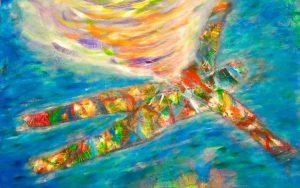 painting by roberta millard