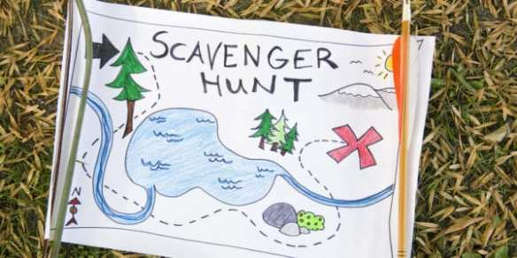 How to Plan a Scavenger Hunt | A Healthier Michigan