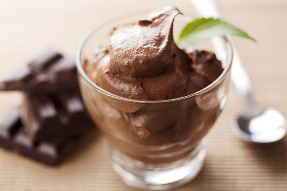 Raw Chocolate Avocado Mousse Recipe