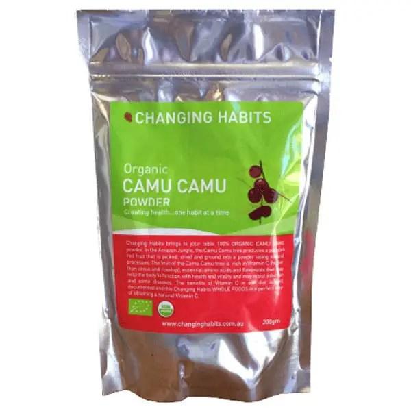 Organic Camu Camu