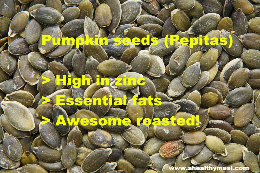 How to roast pumpkin seeds in the oven – delicious!