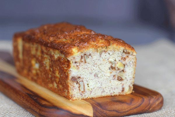 Best Grain Free Banana Bread Recipe – Yum!
