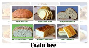 Grain free bread recipes