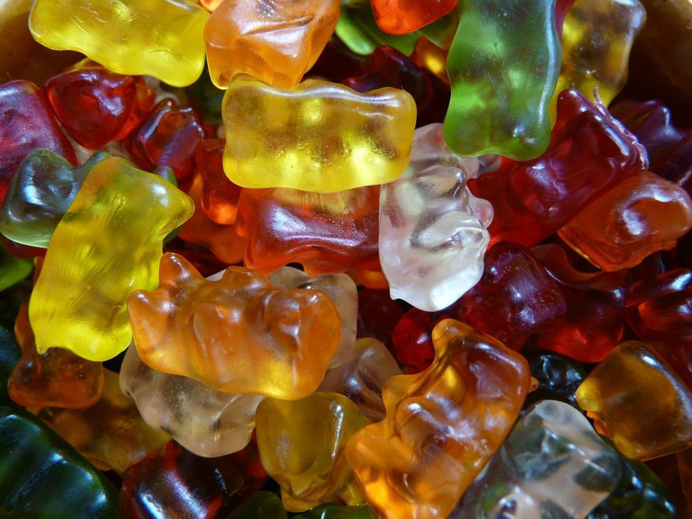 The Gummy Bear Cleanse? You'll love this!