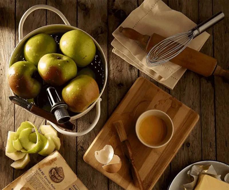 Gluten Free & Grain Free Apple Sponge Pudding