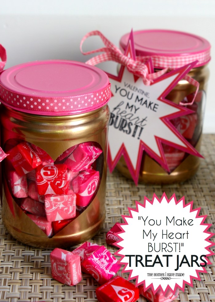 diy valentine's day gift ideas - a heart filled home | diy home, Ideas