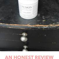 An Honest Review of Fusion Mineral Paint