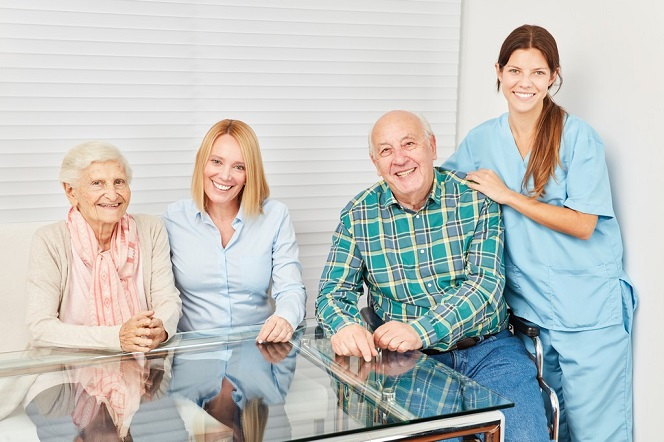 Your Senior's Well-being and Assisted Living