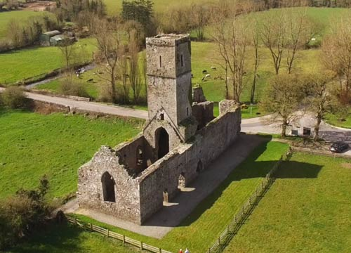 Moore Abbey, Galbally