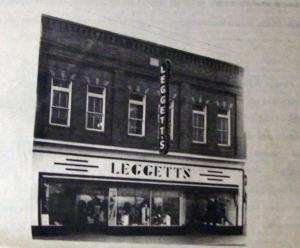 Leggett's - Donated by William Dressler Family