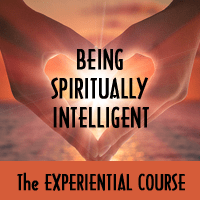 BEing Spiritually Intelligent online Experiential Transformation course