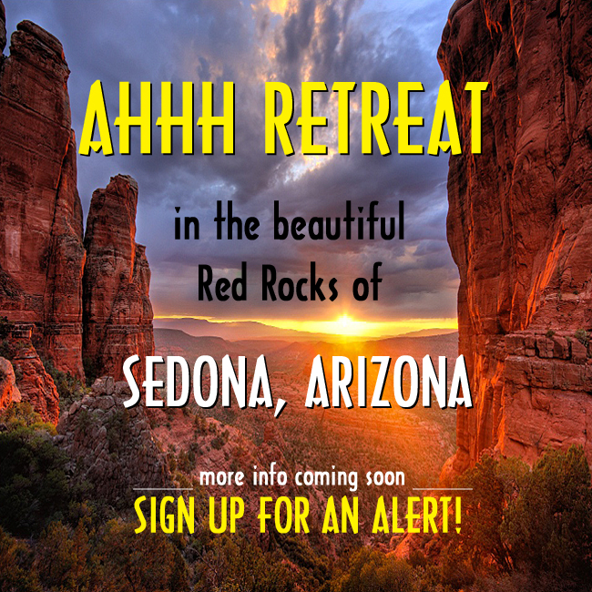 AHHH Retreat in Sedona, AZ