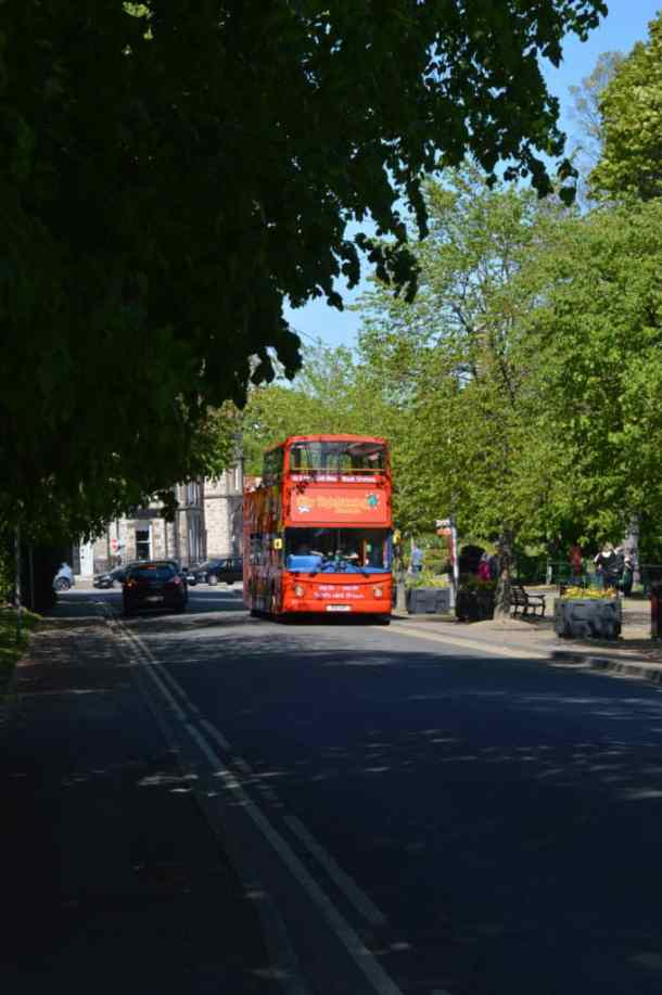 Inverness Sightseeing Bus