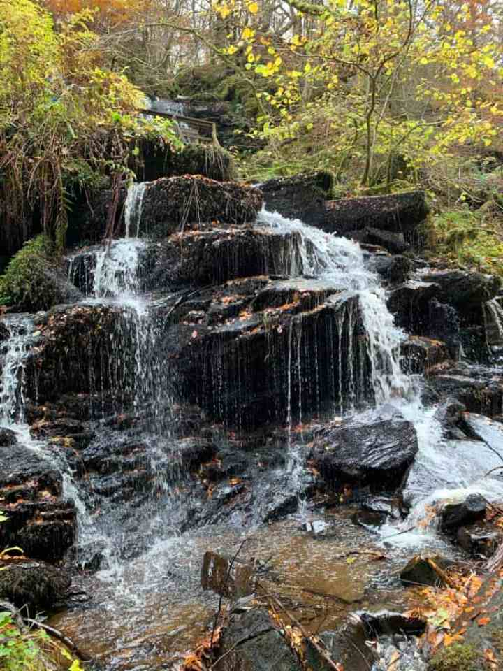 Perthshire - Waterfall