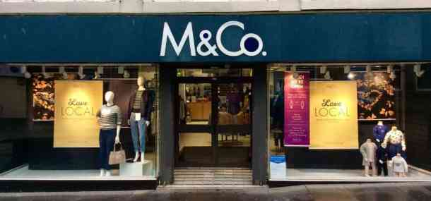 Caithness Christmas Shopping Guide:  M&Co