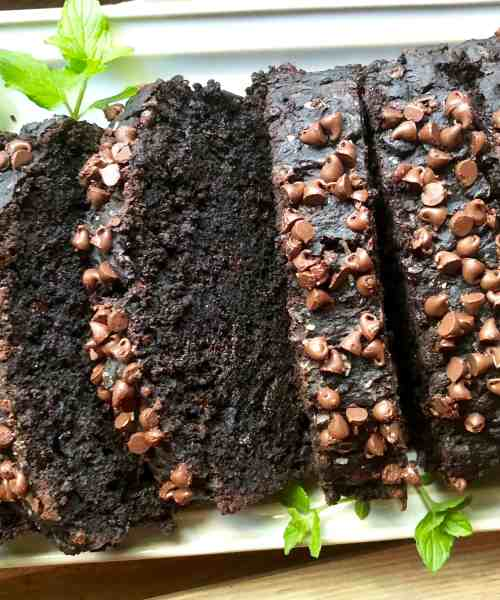 Gluten-Free (Or Not) Chocolate Zucchini Loaf