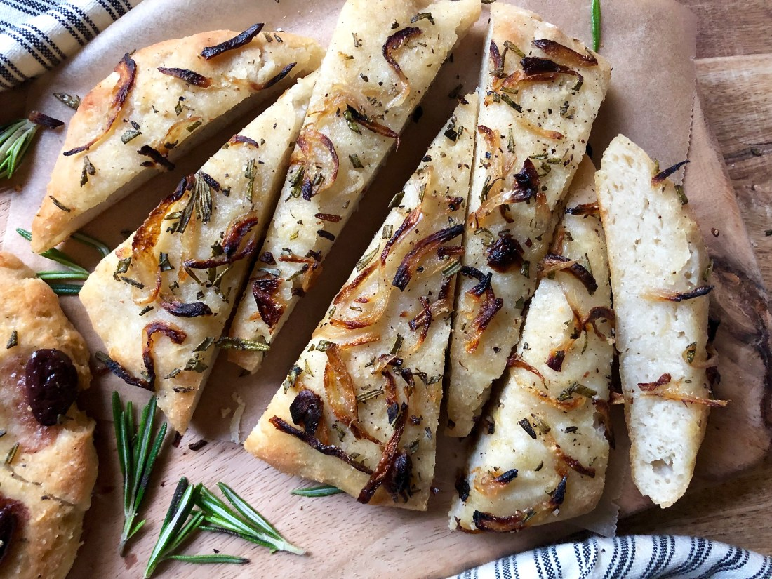 the best-ever gluten-free focaccia bread