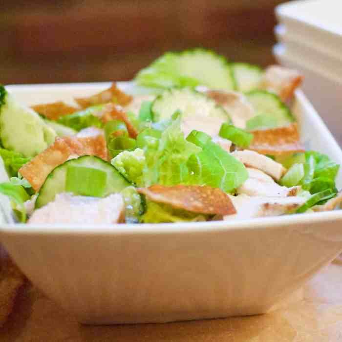 yummy hawaiian chicken salad