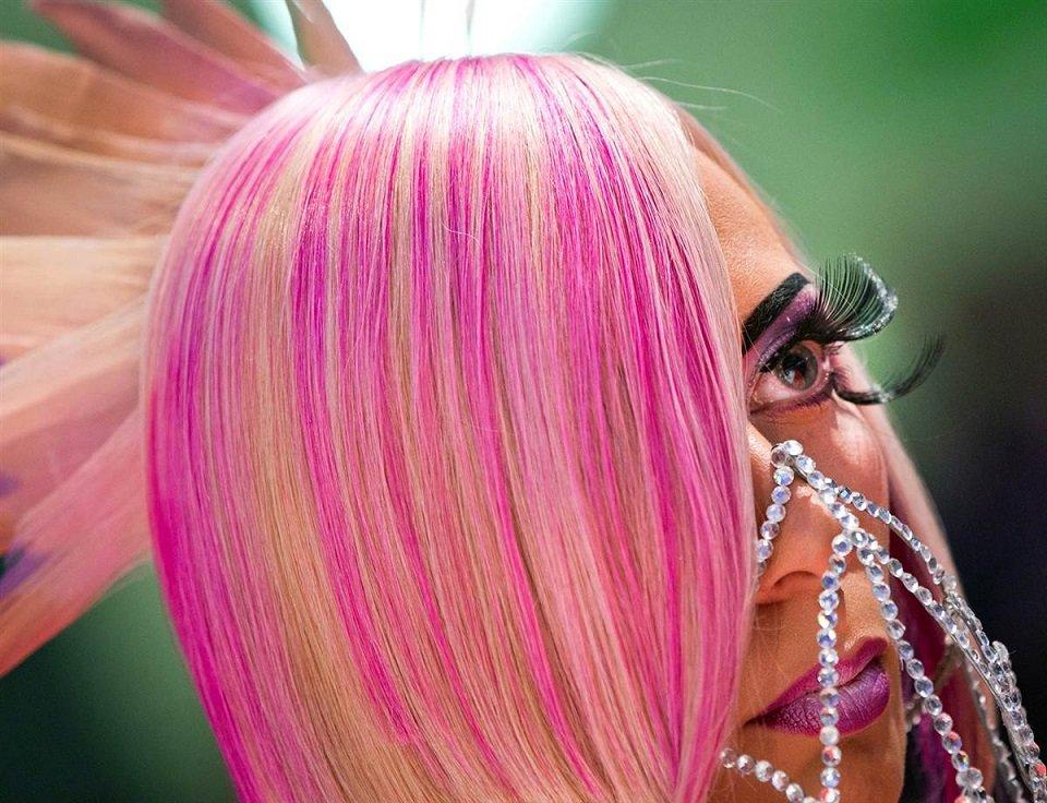 بطولة لتصفيف الشعر