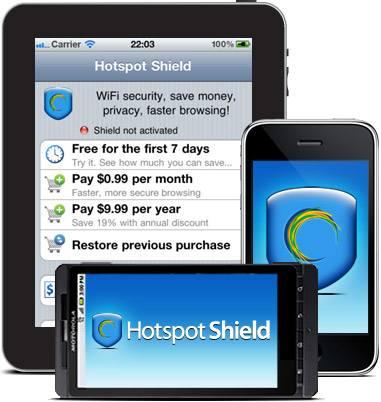 هوت سبوت شيلد كسر البروكسي برنامج Hotspot Shield أحدث اصدار تحميل مباشر لجميع الاجهزة