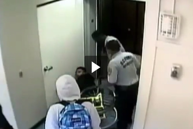 بالفيديو.. حرس مدرسة أمريكية يعتدون على طالب من ذوي الاحتياجات الخاصة