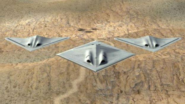 طائرات المستقبل القتالية.. قابلة للانشطار وتستطيع إصلاح نفسها
