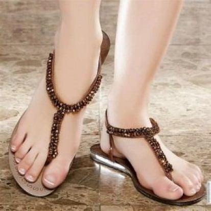 أجمل أحذية صيف 2014
