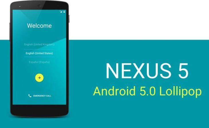تعرف على نظام android 5.0 lollipop الجديد من جوجل