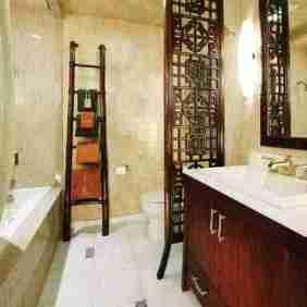 أحدث تصاميم و ديكورات الحمام الفخمة