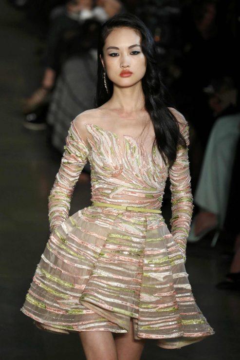 عروض أزياء إيلي صعب 2015